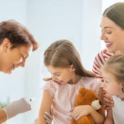Вакцинація від грипу для сім'ї