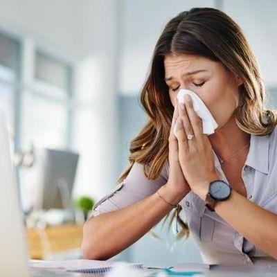 Щеплення від грипу на робочому місці