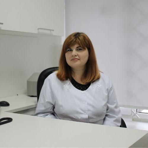 Корчинская Марина Николаевна